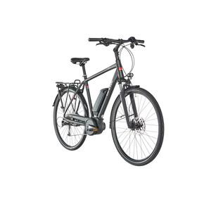 Ortler Bozen Bicicletta elettrica da trekking nero
